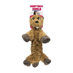Kong Low Stuff Flopzie Beaver Medium