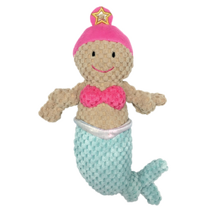 Under the Sea Mermaid Dog Toy