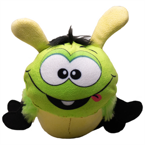 Happy Tails Doodles Caterpillar Dog Toy