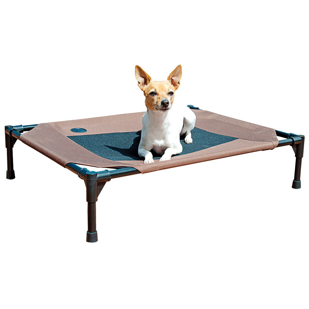 K&H Elevated Pet Cot - Mesh  - Stay Cool & Dry