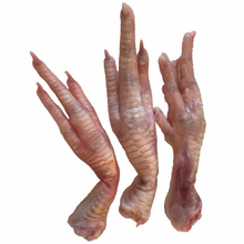 Chicken Feet Frozen 2lb Bag