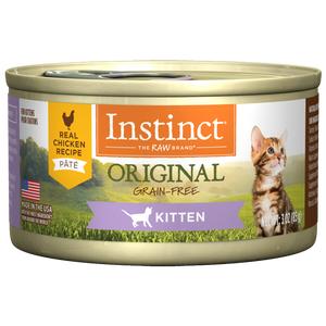 Instinct Cat Original GF Chicken Kitten 24/3oz