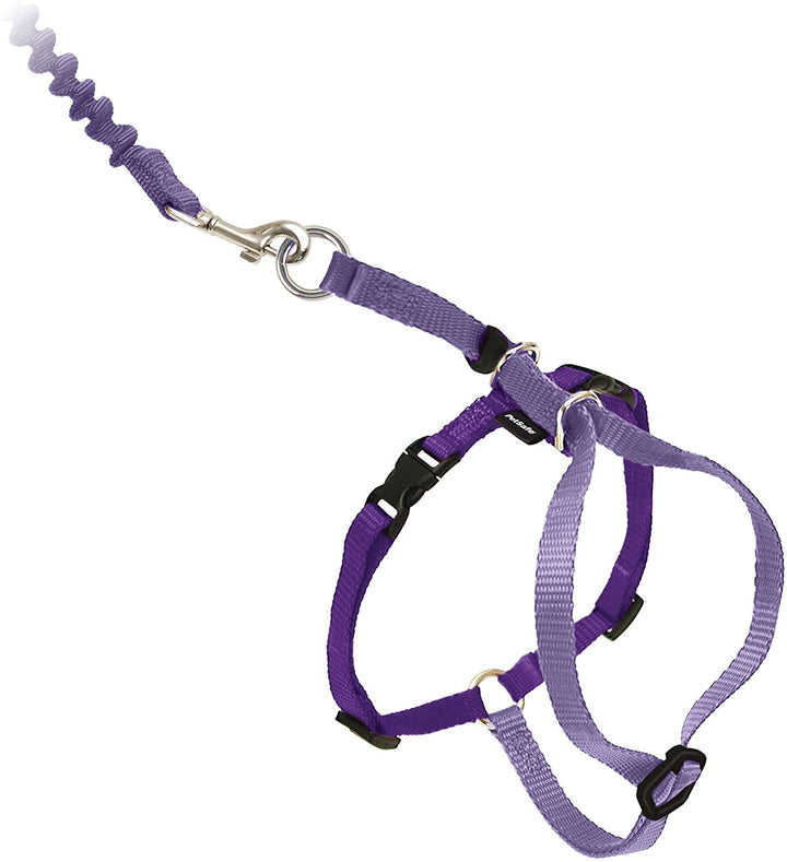 Premier Pet Come With Me Kitty - Harness & Bungee Leash Set