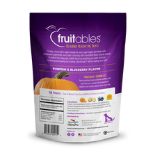 Fruitables Dog Pumpkin & Bluberry Crunchy Treats 198g