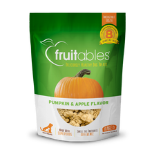 Fruitables Dog Pumpkin & Apple Crunchy 198g