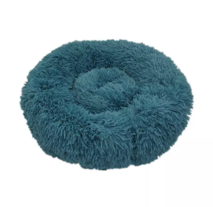Donut Soft Fuzzy Comfy Bed - multiple sizes & colors