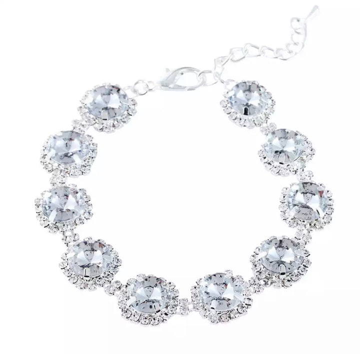 Crystal Rhinestone Bling Collars for Cats and Dogs