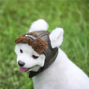 Aviator Pilot Hats for Dogs
