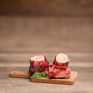 Beef Marrow Bone - Medium (3-4 pcs) 2LB