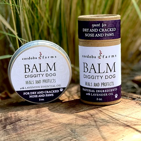 Cordoba Farms Balm Diggity Dog Paw Protection 2oz