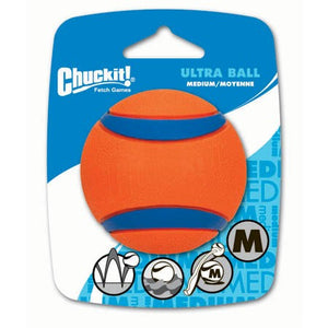 "Chuckit Ultra Ball 2.5"" Medium"
