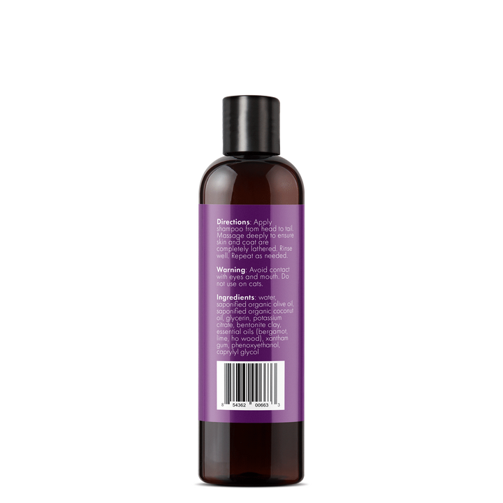 Kin+Kind Healing Clay Itchy Dog Shampoo