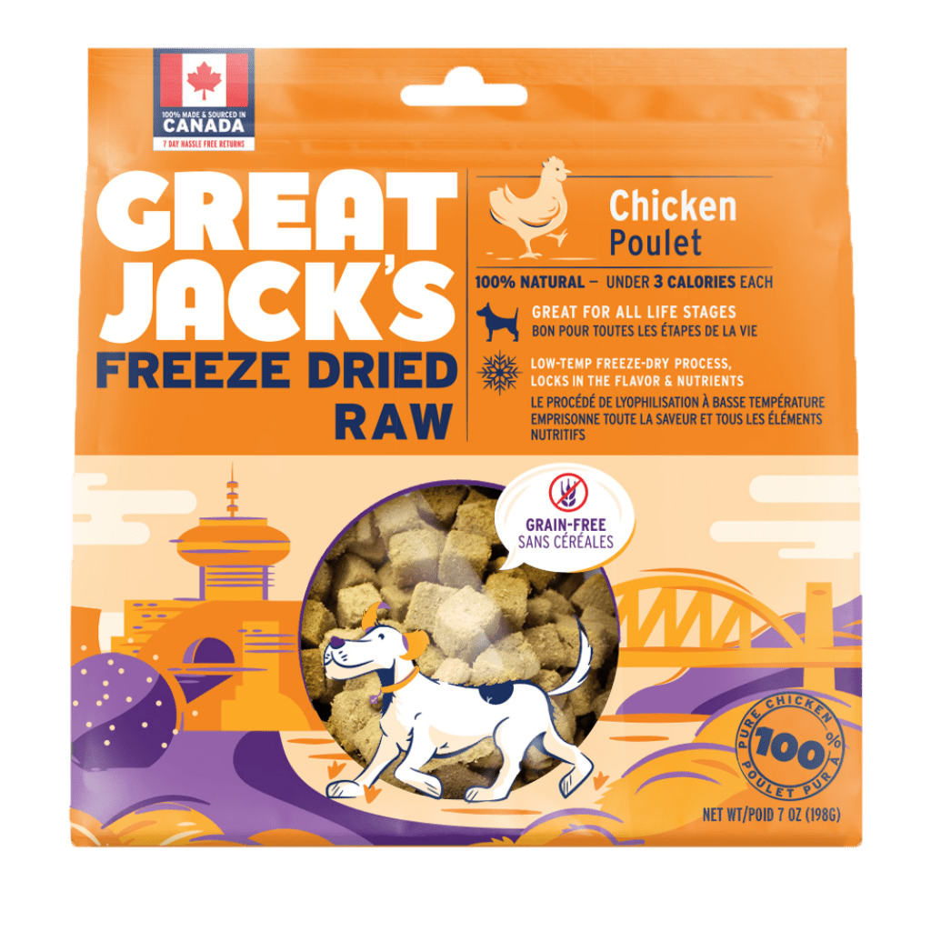 Great Jack's Frz Dr. Raw Chicken