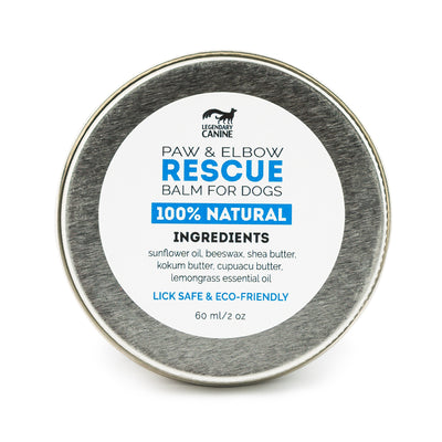 Legendary Paw & Elbow Rescue for Dogs