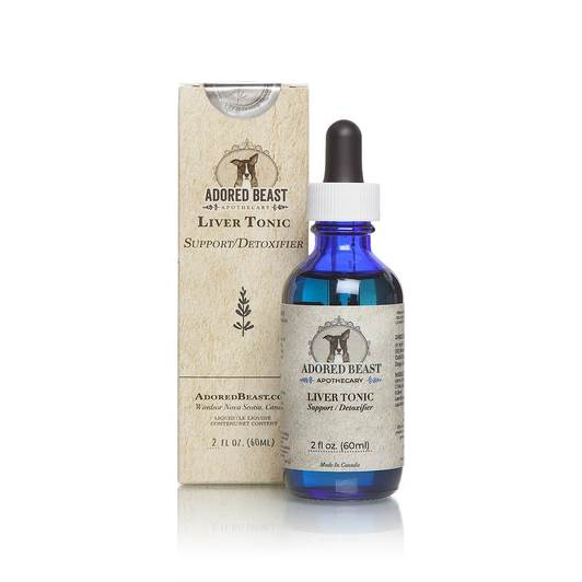 Adored Beast Liver Tonic 60mL