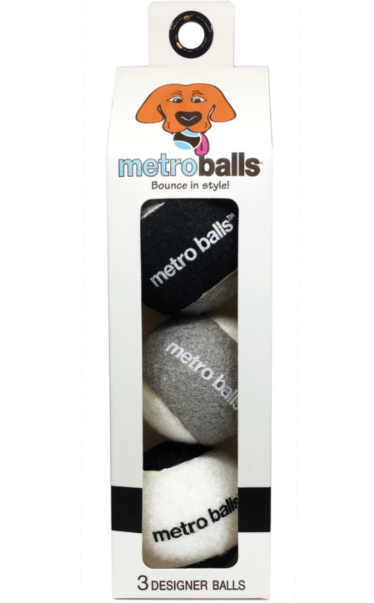 Metro Standard Balls - Assorted Colors