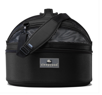 Sleepypod round travel carrier