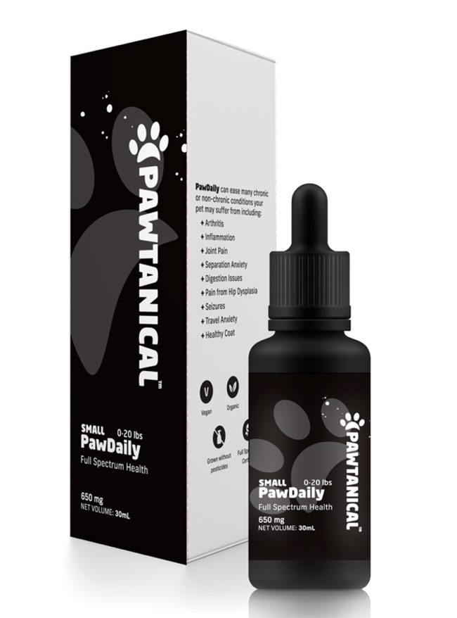 Pawtanicals PawDaily 650mg