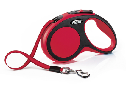 Flexi New Comfort Cord Retractable Leash Small 5m/16ft