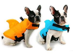 Dog Water Life Vest- Shark Fin - COMING SOON