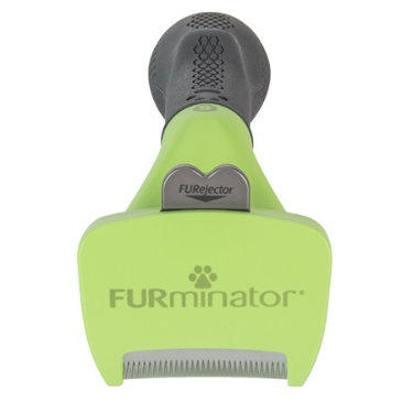 Furminator Long Hair DeShedding Tool for Small Dogs