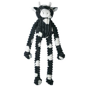 Patchwork Calvin Cow 24""