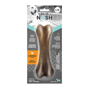Zeus NOSH STRONG Chew Bone - Chicken Flavor - Available in S, M, L