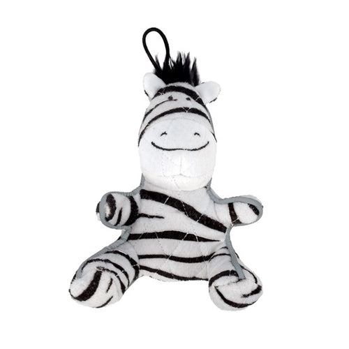 Zeus Mojo Brights Sitting Pals - Zebra or Giraffe - 14 cm (5.5 in)