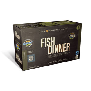 Fish Dinner Carton 4lb
