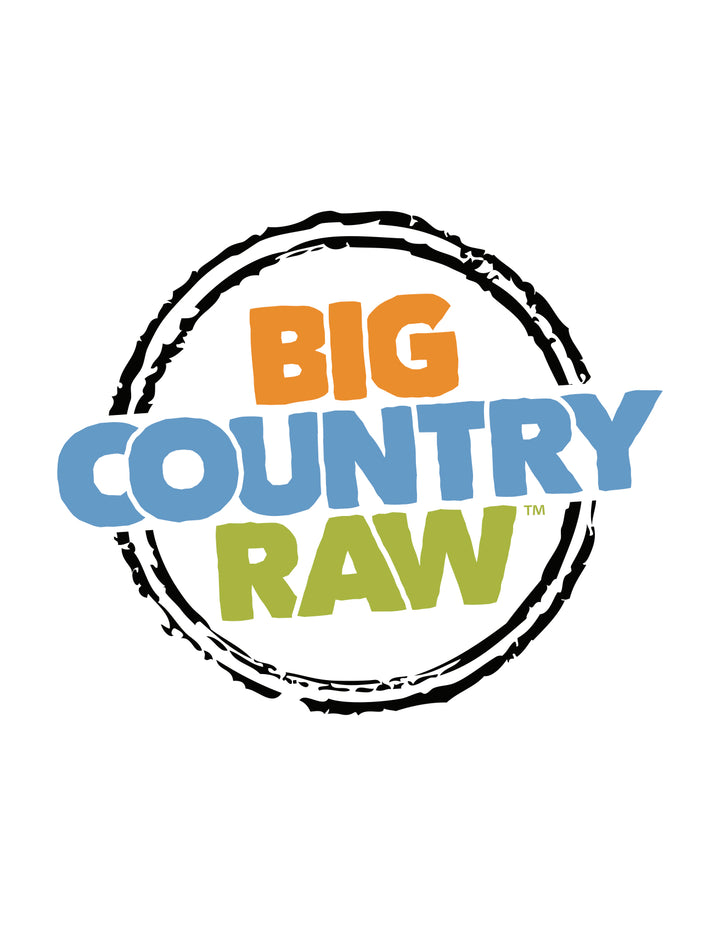 Big Country Raw Dog Food sold by Poochie Moochie Edmonton