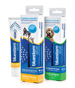 Bluestem Flavoured Toothpaste for Dogs 70gram Chicken Flavour