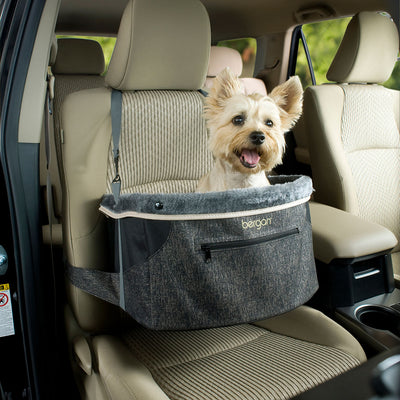 Bergan Comfort Hanging Booster Seat Black up to 30lb Pet
