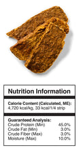 Fruitables Dog Whole Jerky Grilled Duck Strips 141g