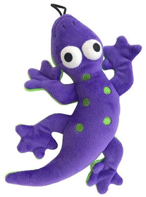 Gordon Gecko Plush Dog Toy