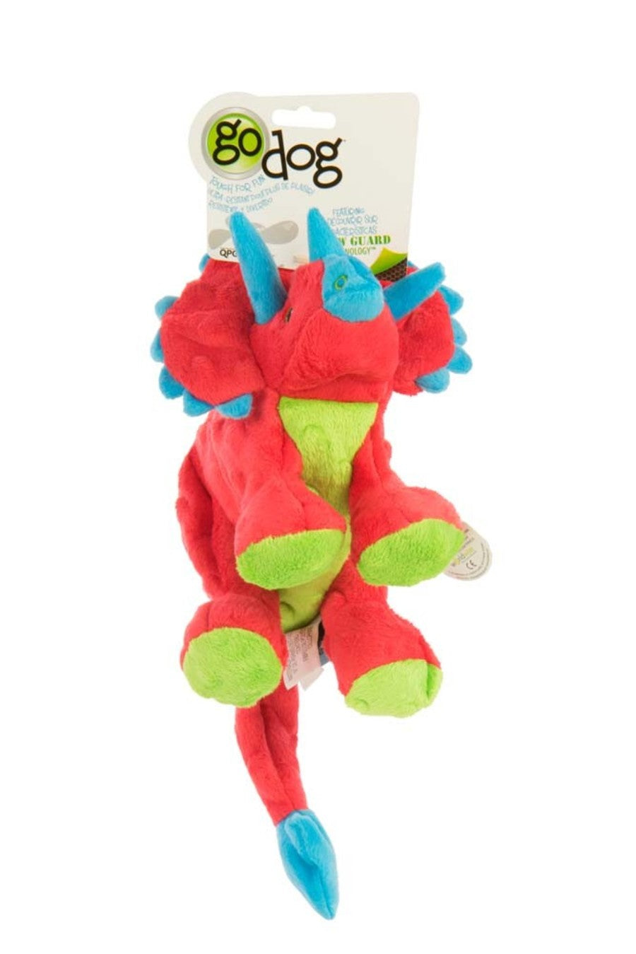 GoDog Dinosaur Frills Red Large