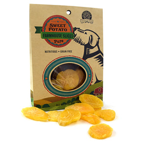 Silver Spur Sweet Potato Slices 200 gram