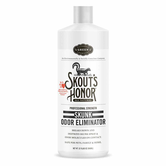Skouts Skunk Odor Eliminator 32oz