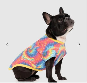 tye dye shirts for pets