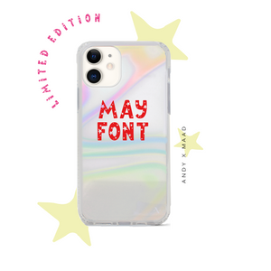 Monthly Font - IPhone 11 Starry Case