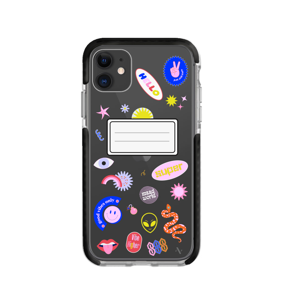 Good Times - IPhone 12 Clear Case