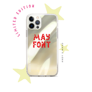 Monthly Font - IPhone 12 Pro Starry Case