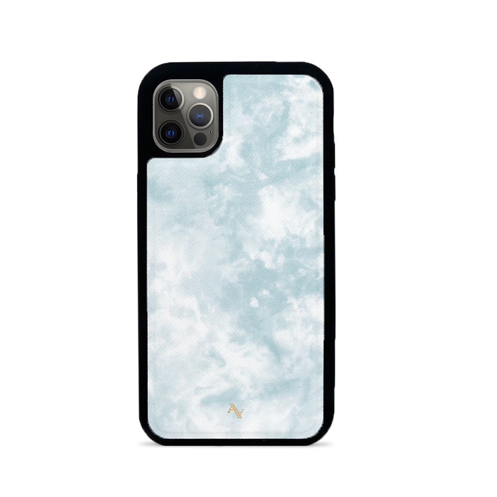 Tie Dye Blue Fever - IPhone 12 Pro Max Case