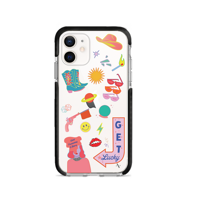Wild Child - IPhone 12 Clear Case