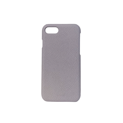 For All - Grey IPhone 7/8 Case - MAAD Collective - Saffiano IPhone Personalized Case