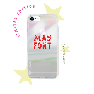 Monthly Font - IPhone 7/8 Starry Case