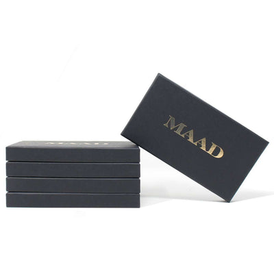 Black IPhone XS MAX Case - MAAD Collective - Saffiano IPhone Personalized Case