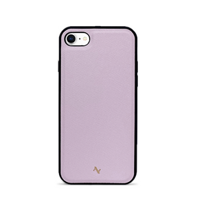 MAAD Classic - Blush IPhone 7/8/SE Leather Case