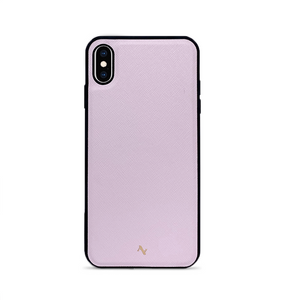 MAAD Classic - Blush IPhone XS Max Leather Case
