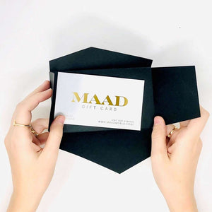 Gift Card - MAAD Collective - Saffiano IPhone Personalized Case