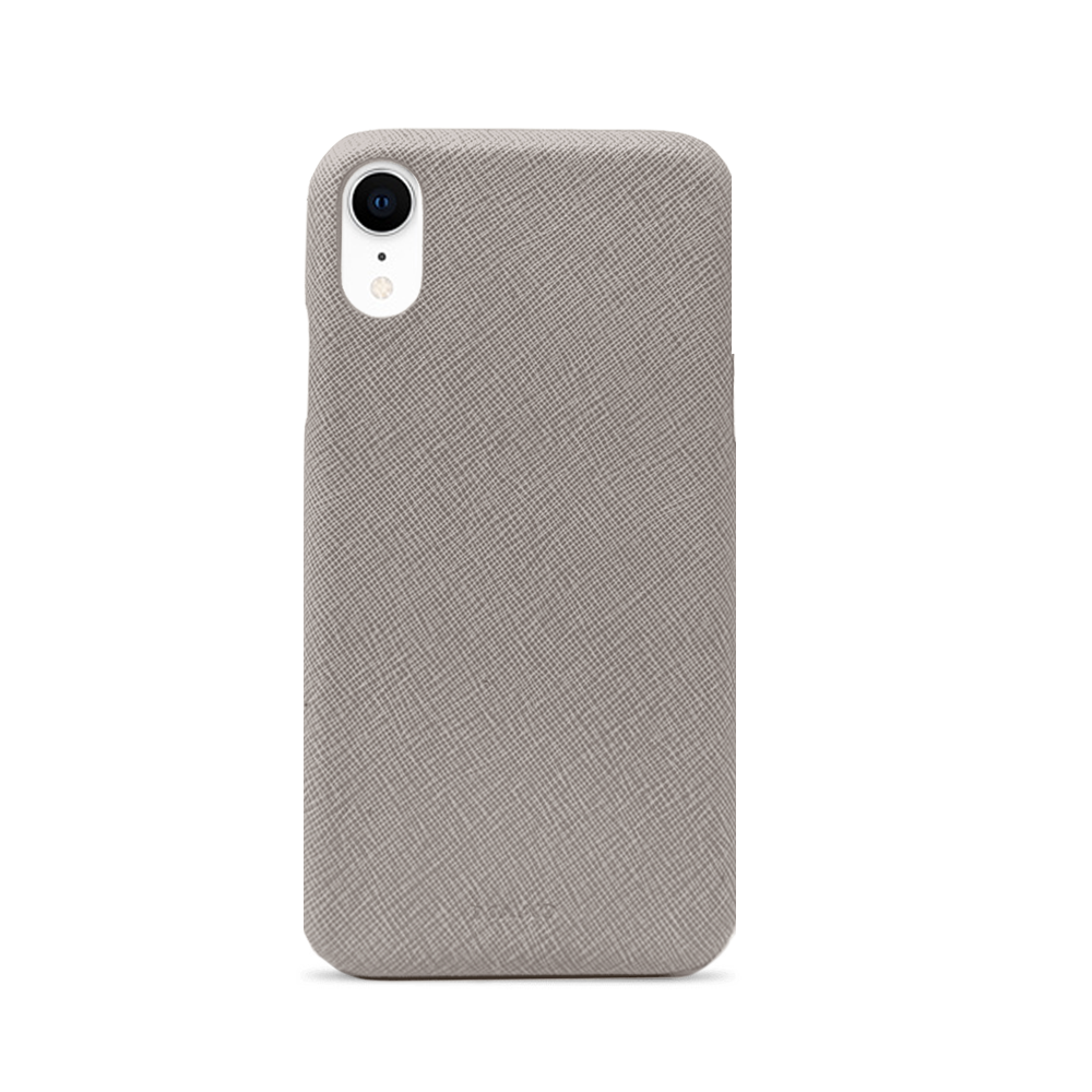 For All - Funda Gris iPhone Xr